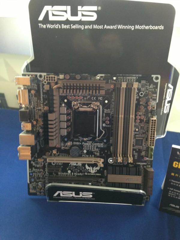 Asus Z87 Gryphoon