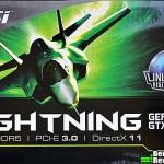 Caja MSI GeForce GTX 770 Lightning 150x150 0