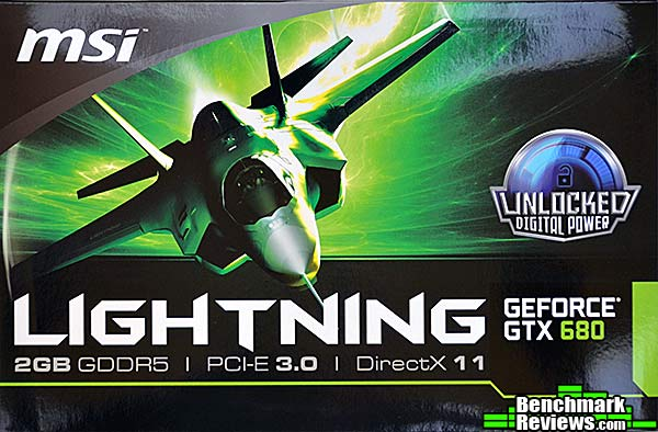 Caja MSI GeForce GTX 770 Lightning