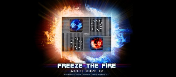 DeepCool Multi Core x8