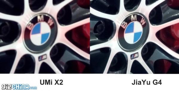 Focus UMi X2 y JiaYu G4 (1)