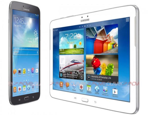 Galaxy Tab 3 8.0 y Galaxy Tab 3 10.1