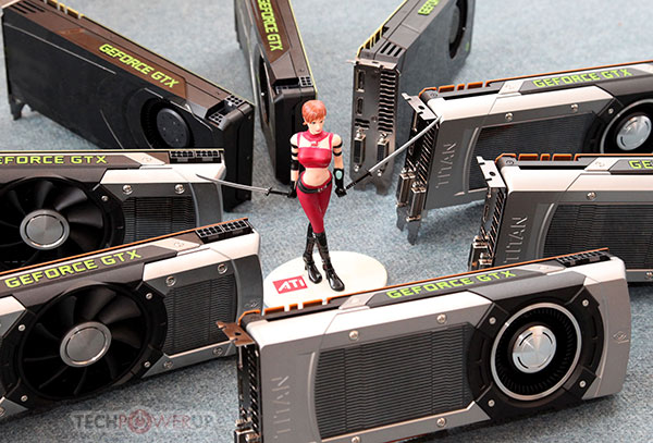GeForce GTX 690 & GTX Titan
