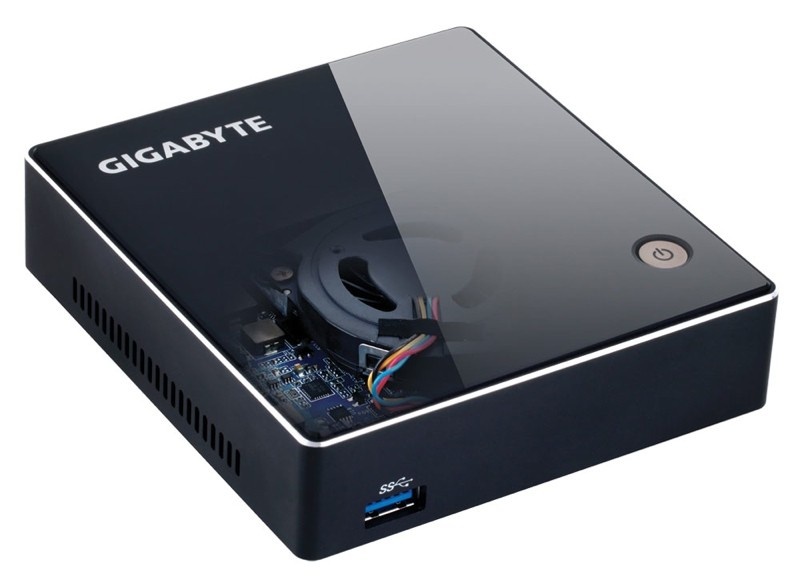 Gigabyte lanza su Mini-PC customizable BRIX