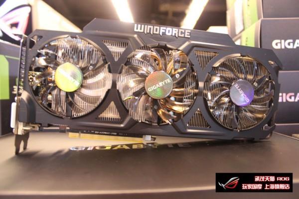 Gigabyte GeForce GTX 770 WindForce OC (4)