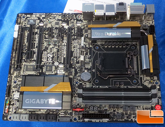 Gigabyte Z87X-UD5H