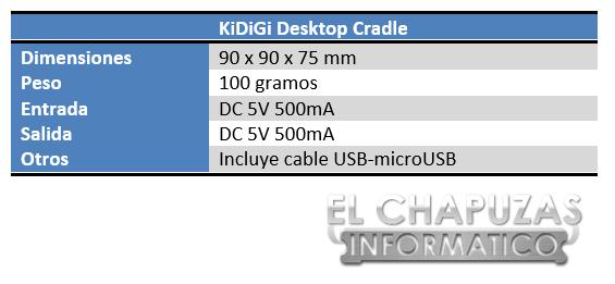 lchapuzasinformatico.com wp content uploads 2013 05 KiDiGi Desktop Cradle Especificaciones 2
