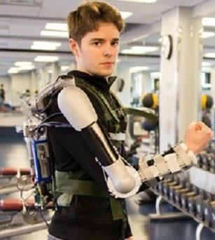 Titan Arm: El brazo exoesqueleto