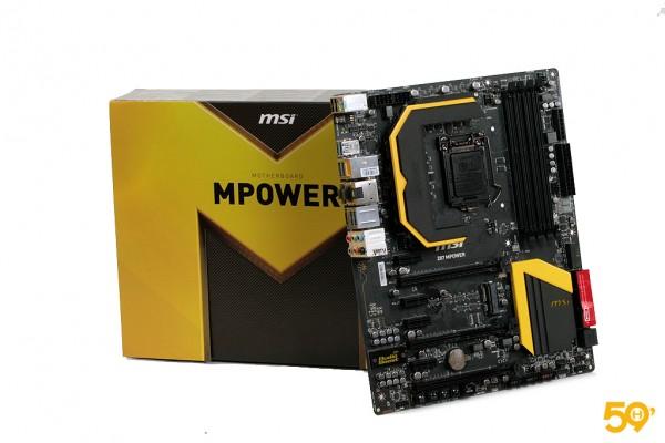MSI Z87 MPower (1)