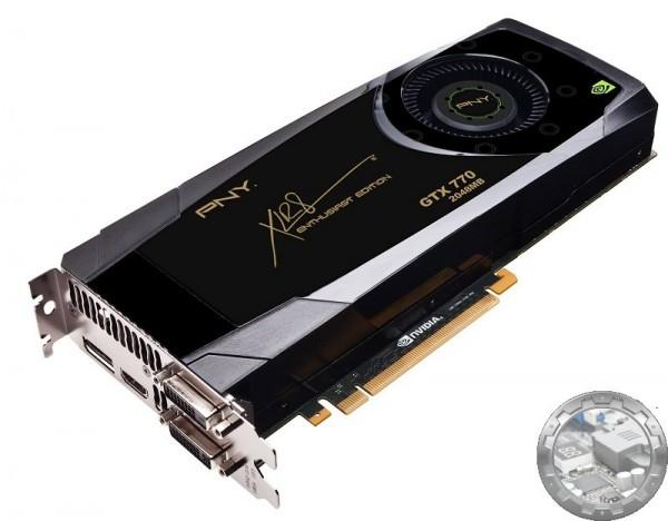 PNY GeForce GTX 770