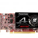 PowerColor lanza su HD 7750 Eyefinity 4 LP Edition