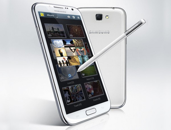 Render Samsung Galaxy Note III