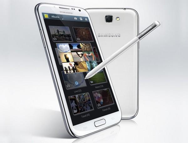 Render Samsung Galaxy Note III