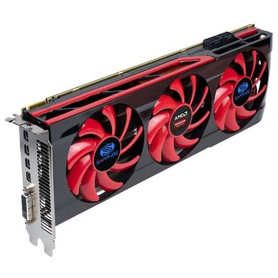 Sapphire Radeon HD 7990 Dual-X 6GB GDDR5 (2)