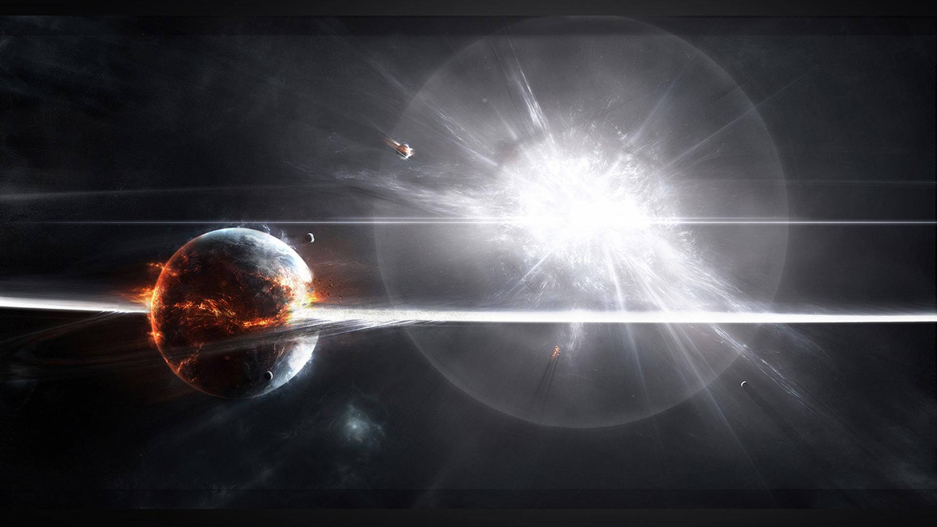 Encontrada evidencia biológica en la Tierra de una supernova