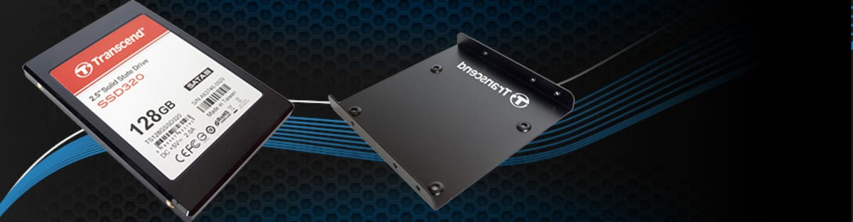 Review: Transcend SSD320