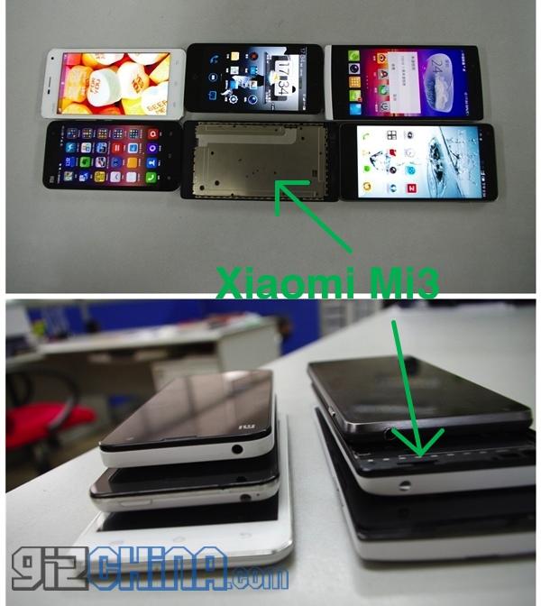 Xiaomi Mi3 Filtración (2)