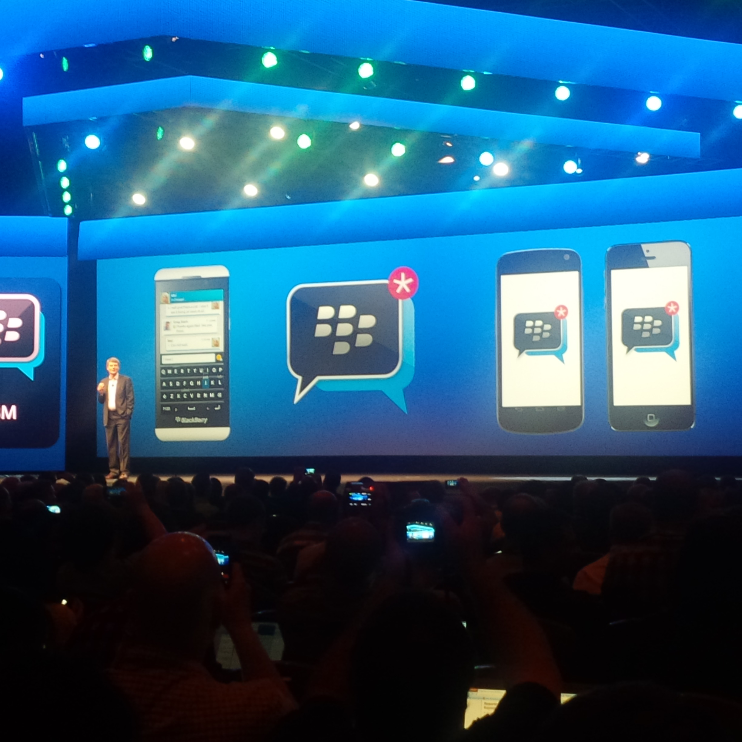 blackberry messenger multiplataforma