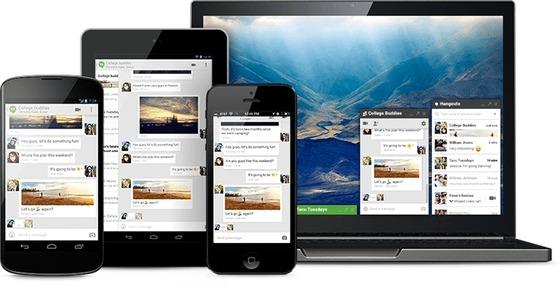 Google I/O: Google Hangouts
