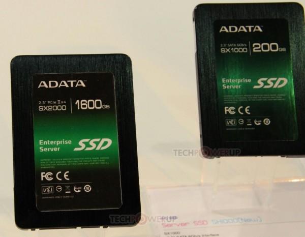ADATA SX2000 y ADATA SX1000