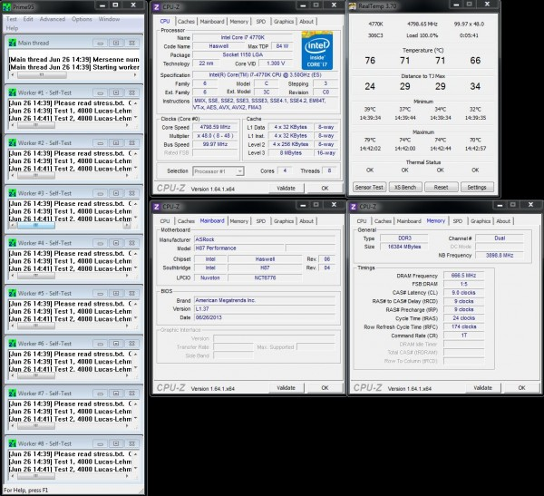 ASRock Fatal1ty H87 Performance Overclocking (1)
