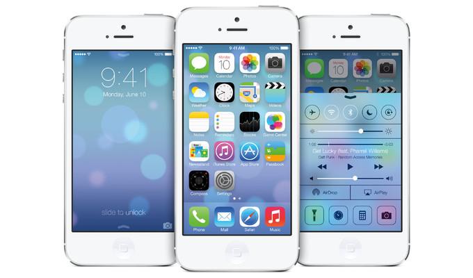 WWDC'13: Apple iOS 7 anunciado