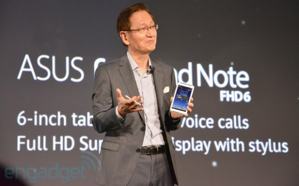 Asus FonePad Note