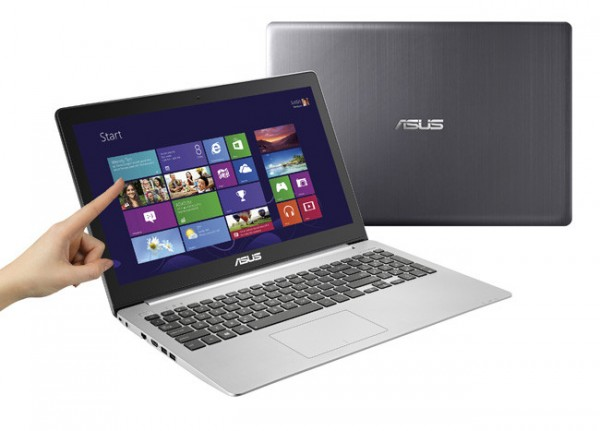Asus VivoBook S551 Touch