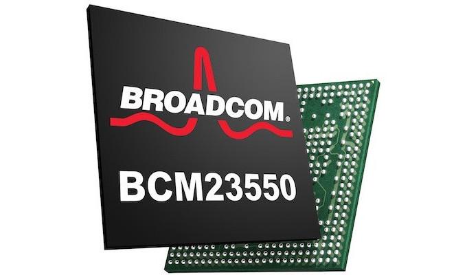 Broadcom BCM23550