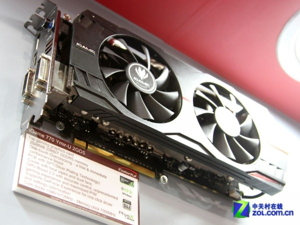 Colorful iGame GTX 770