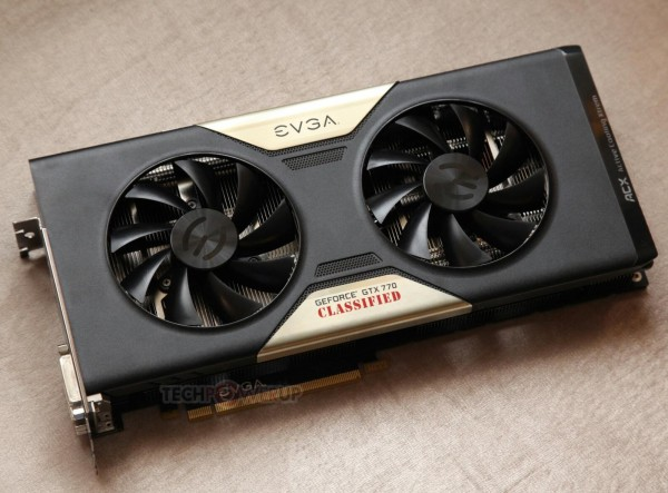 EVGA GeForce GTX 770 Classified