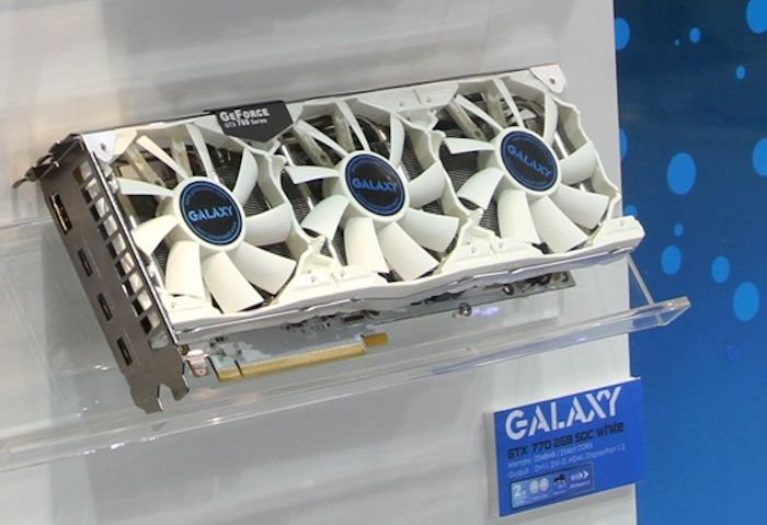 Galaxy GeForce GTX 770 SoC