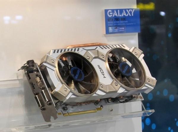 Galaxy GeForce GTX 780 SoC