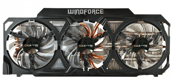 Gigabyte GeForce GTX Titan OC WindForce 3X 450W