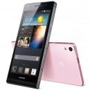 Huawei anuncia su Ascend P6 S