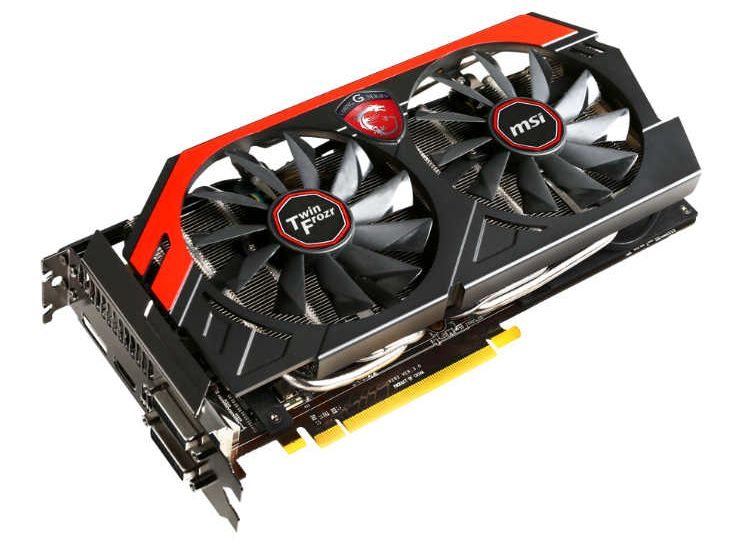 MSI GeForce GTX 760 Twin Frozr OC (2)