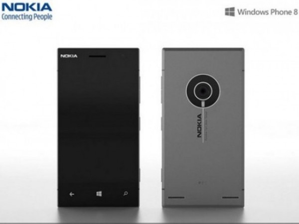Render Nokia EOS 41 MP