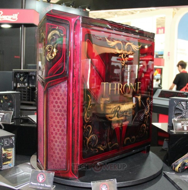 Rosewill Throne