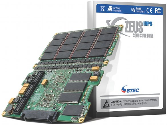 SSD sTec Zeus
