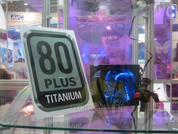 Super Flower 80 Plus Titanium