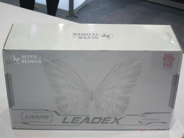 Super Flower Leadex 1000W 80 Plus Platinum