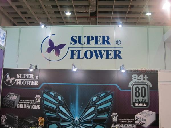 Super Flower stand