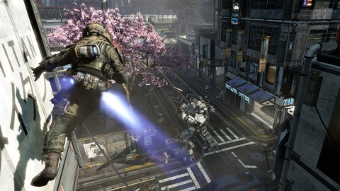 """Titanfall nos muestra a """"Atlas"""" en su nuevo tráiler"""