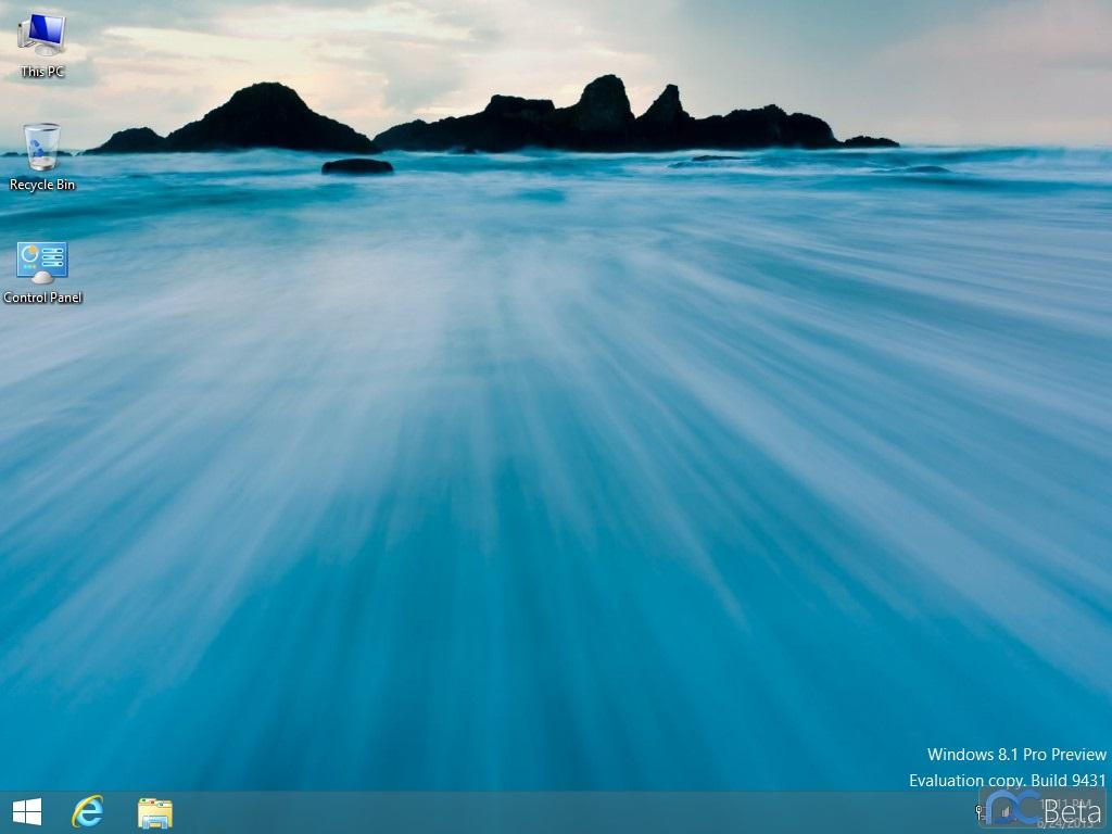 Windows 8.1 será lanzado hoy en fase Preview