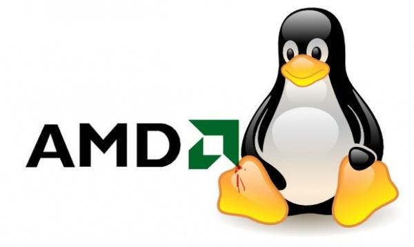 AMD mejora sus drivers para Linux con 165 parches