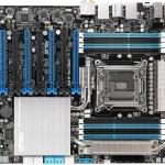 Asus P9X79-E WS, nueva placa para el socket LGA2011