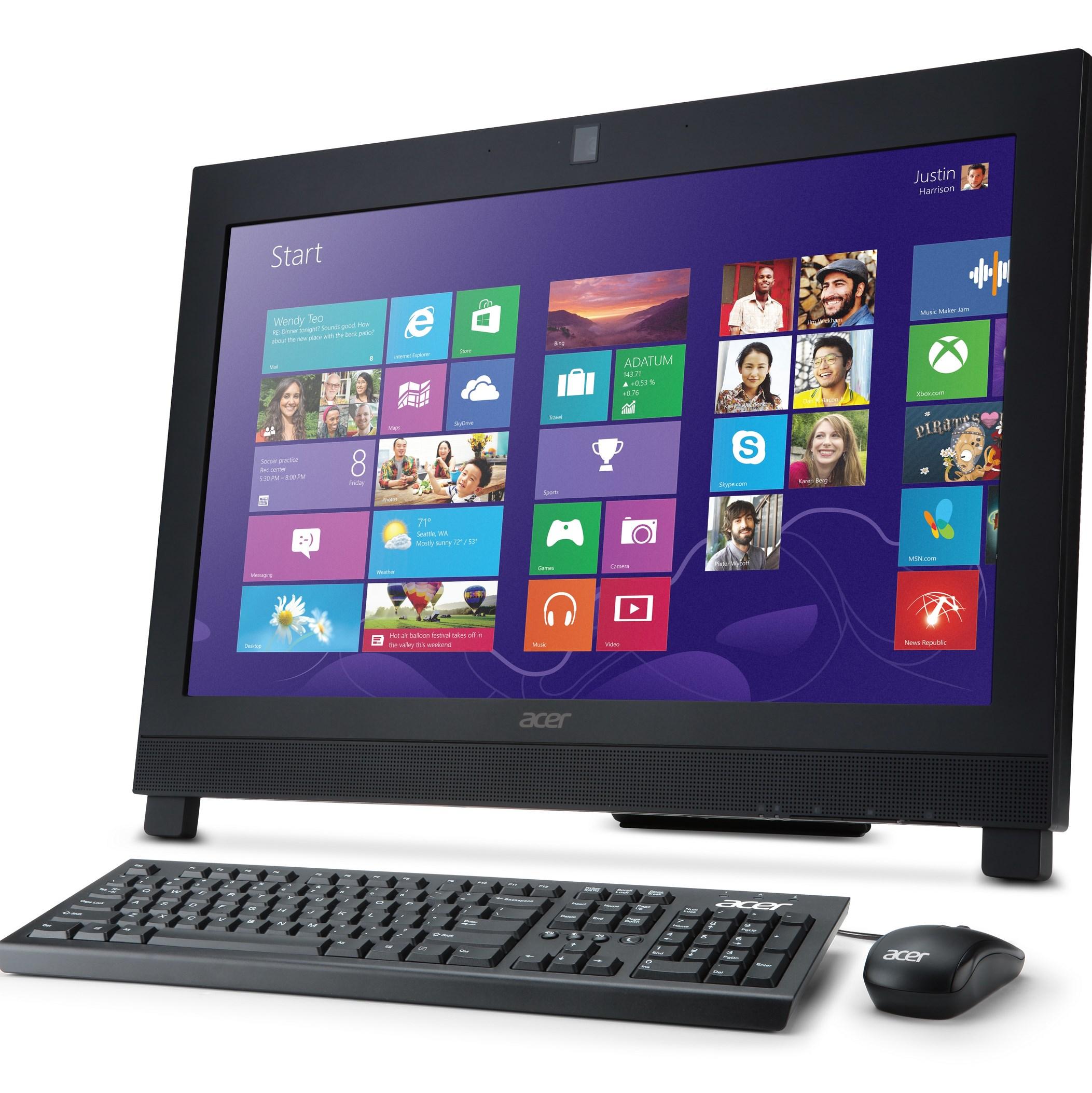Acer lanza su All-in-One Veriton Z2640G