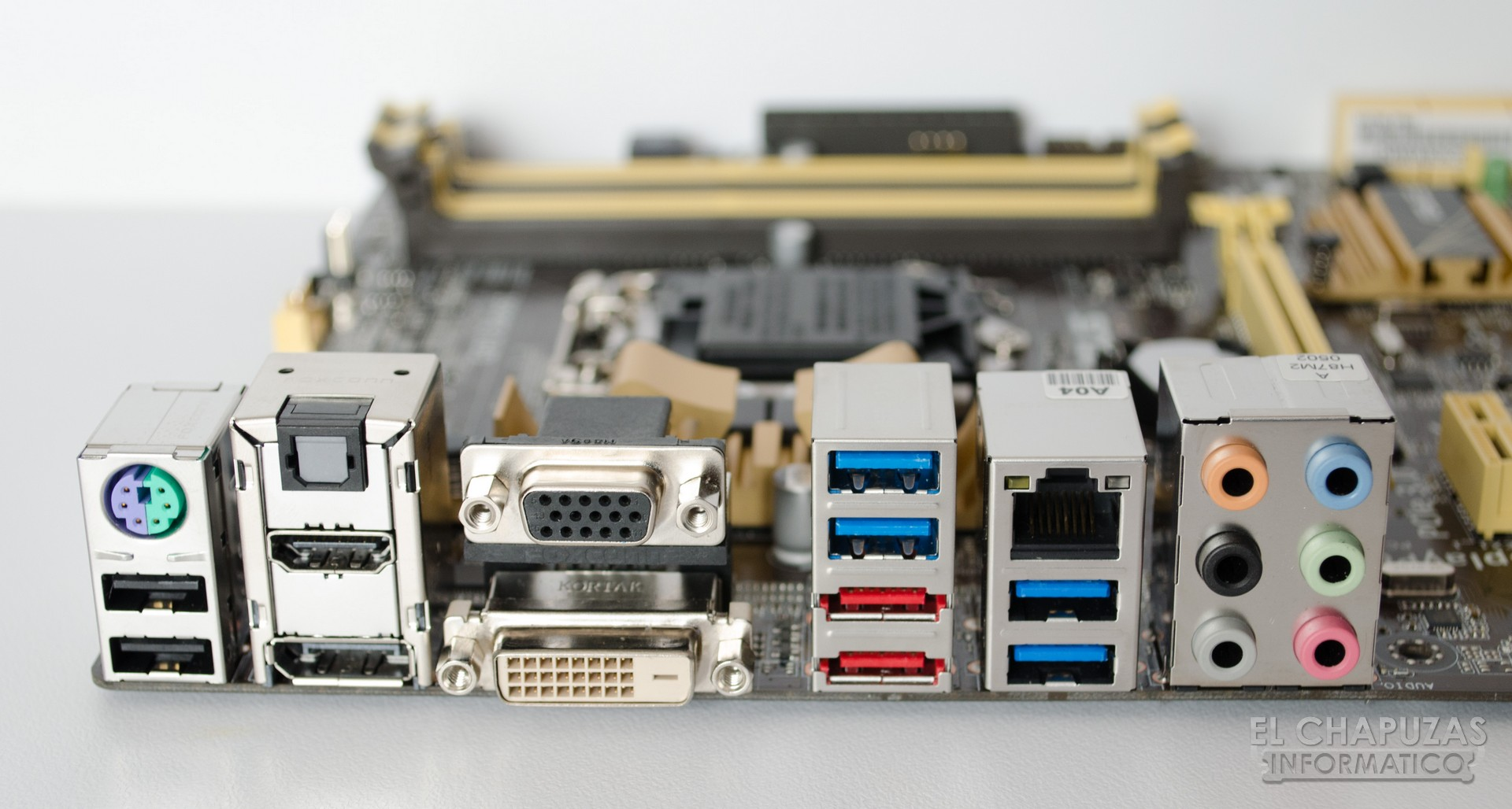 Review Asus H87m Pro