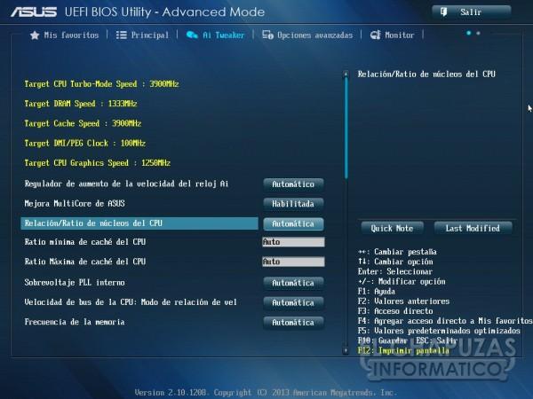 Asus Z87 Pro Bios 03 600x450 Review: Asus Z87 Pro