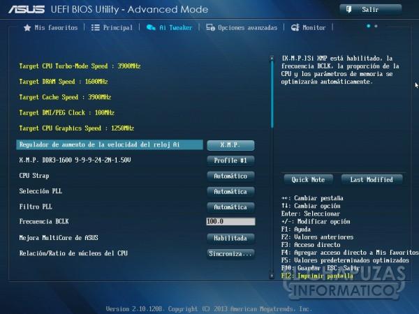 Asus Z87 Pro Bios 05 600x450 Review: Asus Z87 Pro